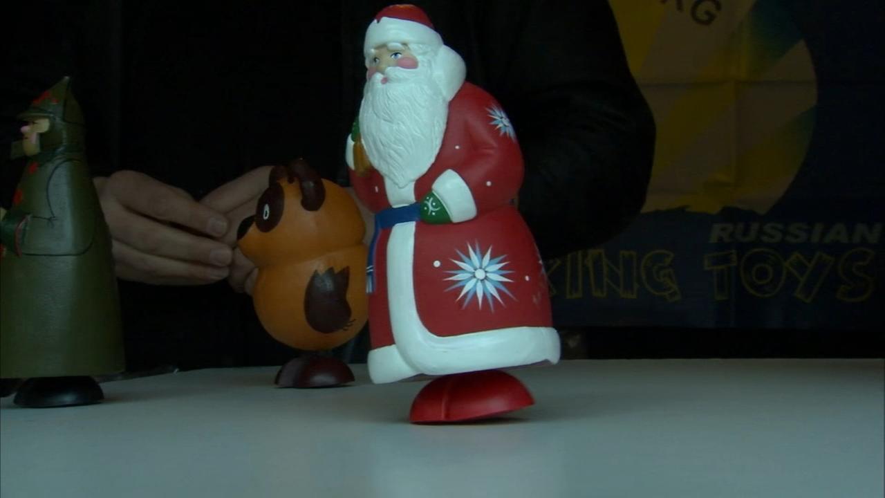 FYI Philly Bonus: Christmas Village vendors from afar