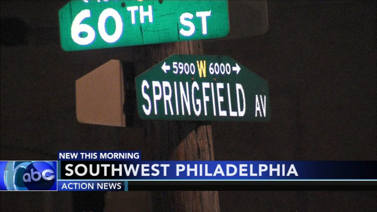 4-year-old girl shot in leg in southwest Philadelphia