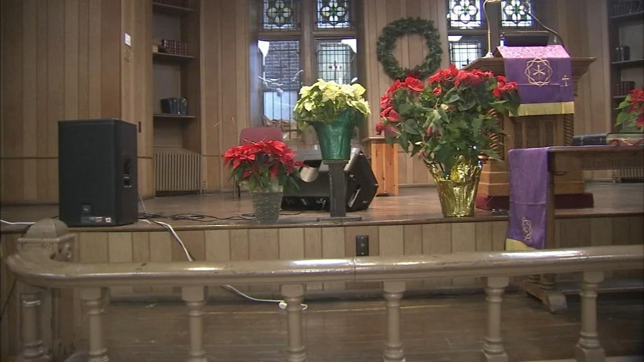 Vandals target Philadelphia church on Christmas Eve