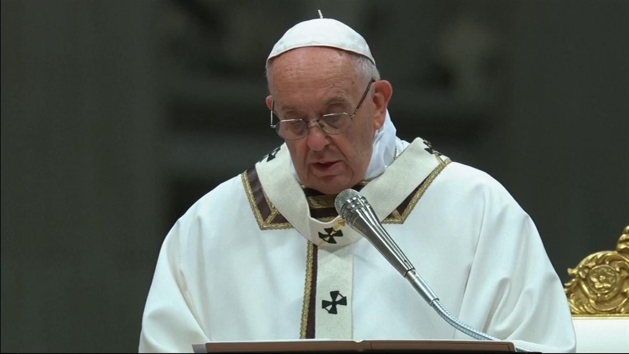 Pope: Bethlehem treks like todays migrations