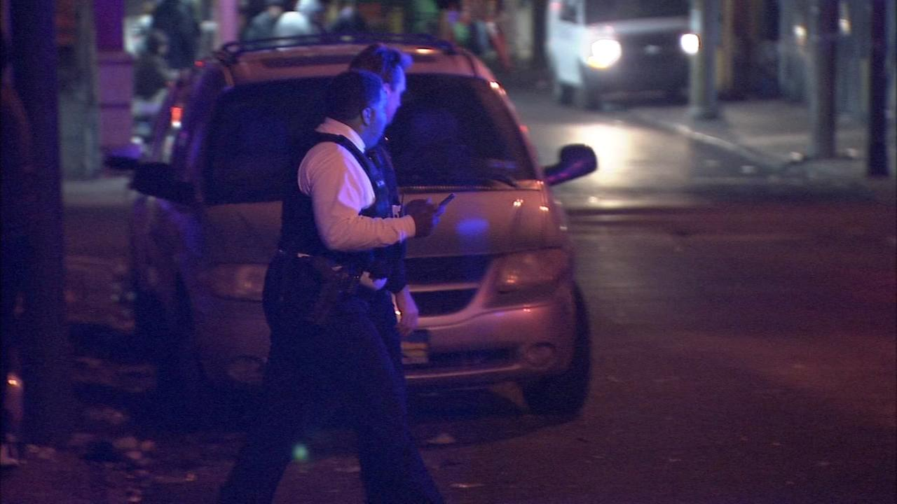 Police investigate Frankford shooting