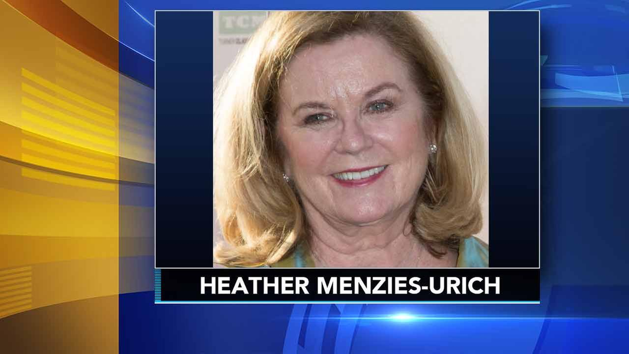 Menzies-Urich has died. She was 68. Menzies-Urichs son, actor Ryan Urich, told Variety that his mother died late Sunday, Dec. 24, 2017, in Frankford, Ontario.