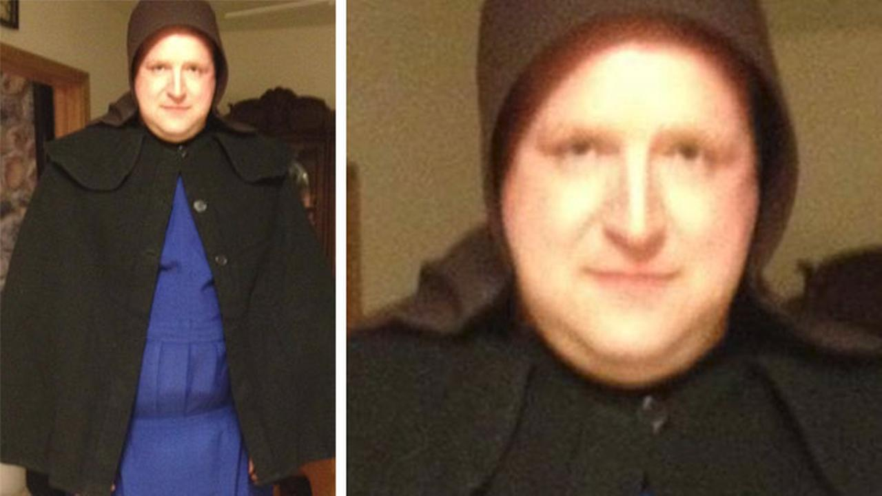 Officer goes undercover as Amish woman