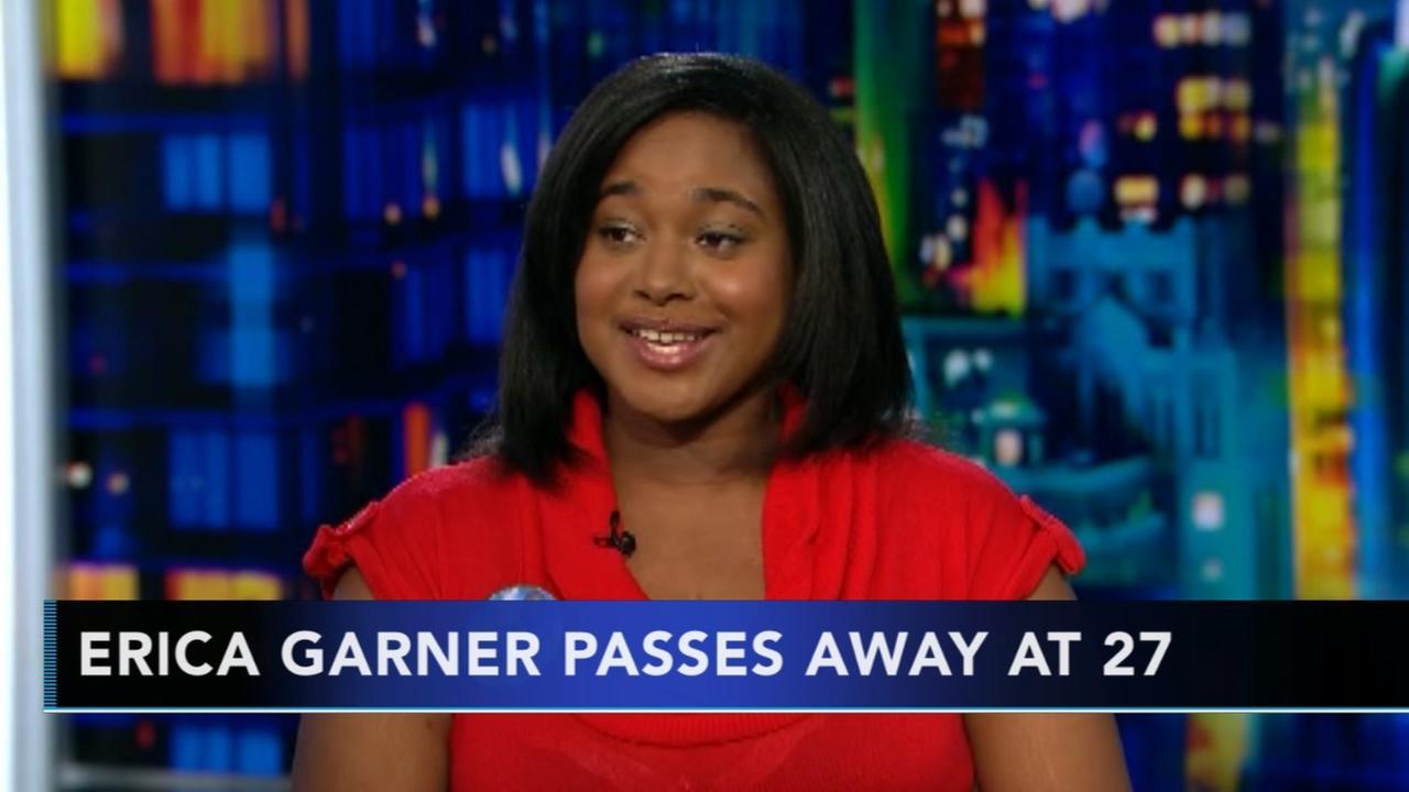 Black Lives Matter icon Eric Garners daughter dies at 27