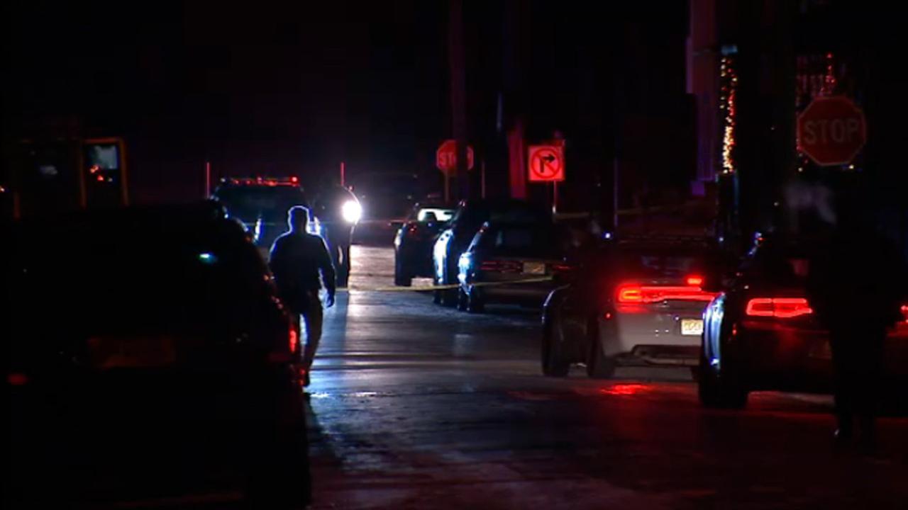 Man dies after being found shot inside car in Camden