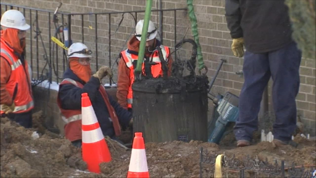 Power and heat restored to Northeast Philadelphia apts.