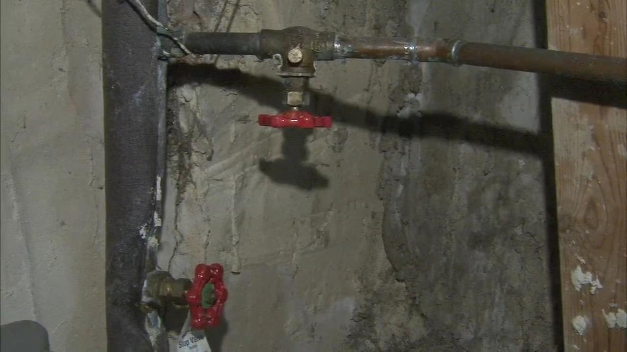 Frozen pipes cause problems in Philly home, NJ nursing home