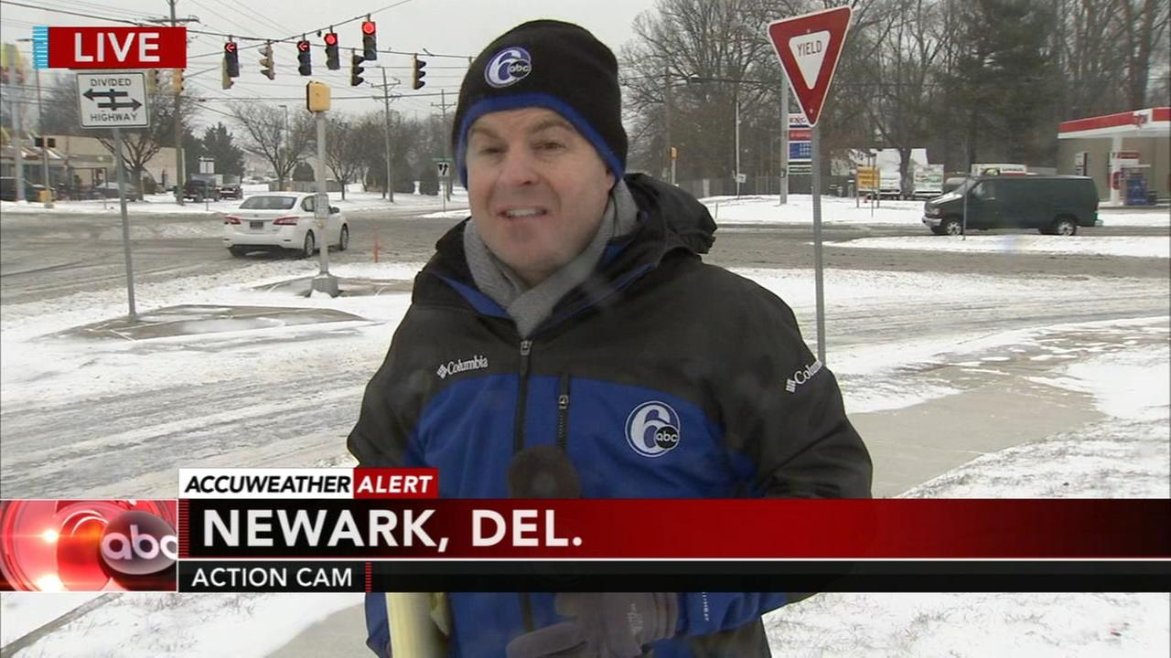 Jeff Chirico reporting from Newark, Delaware