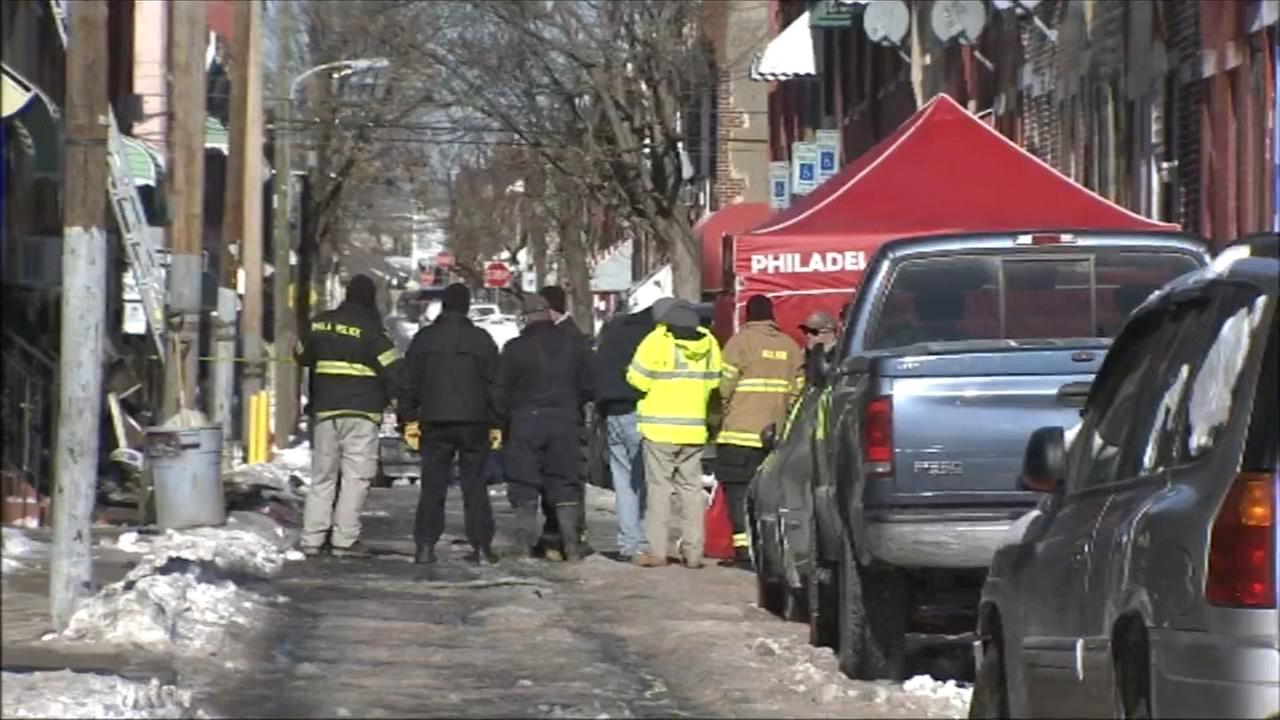 Investigation continues in deadly N Philadelphia fire