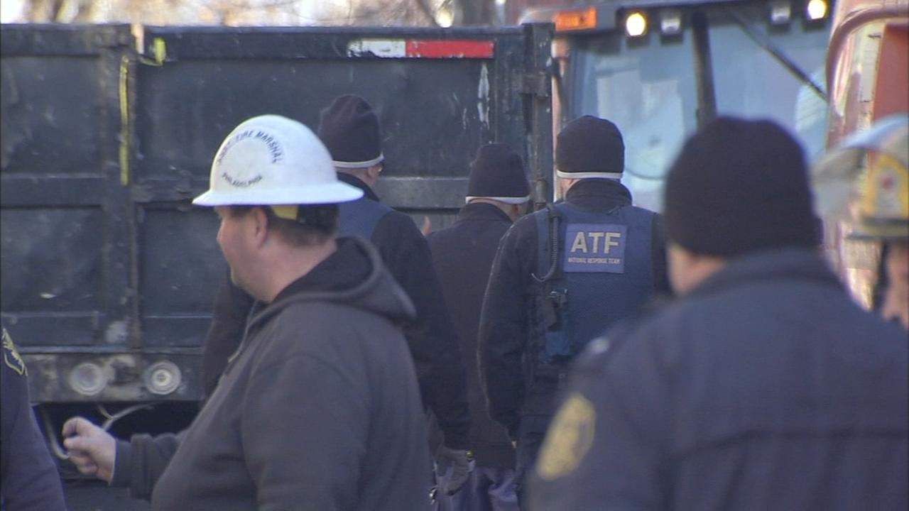 ATF joins investigation into blaze that left firefighter dead