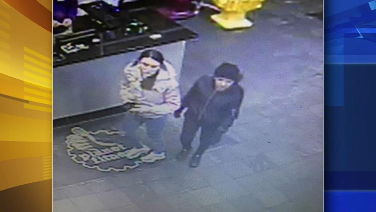 2 women steal car as victim works out at Delco Planet Fitness