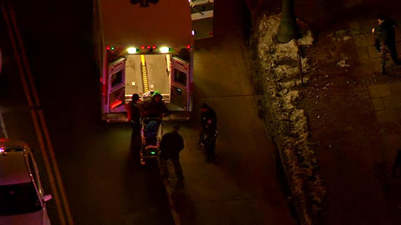 Pedestrian injured in Center City