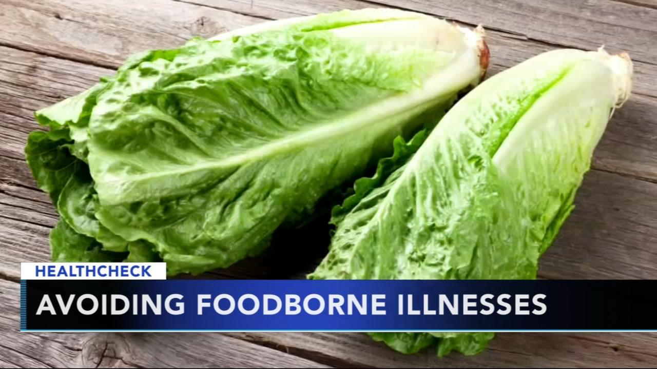 CDC offers tips to protect yourself from foodborne illness