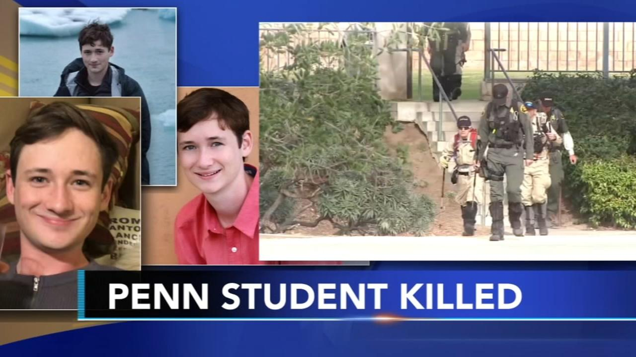 Penn student killed
