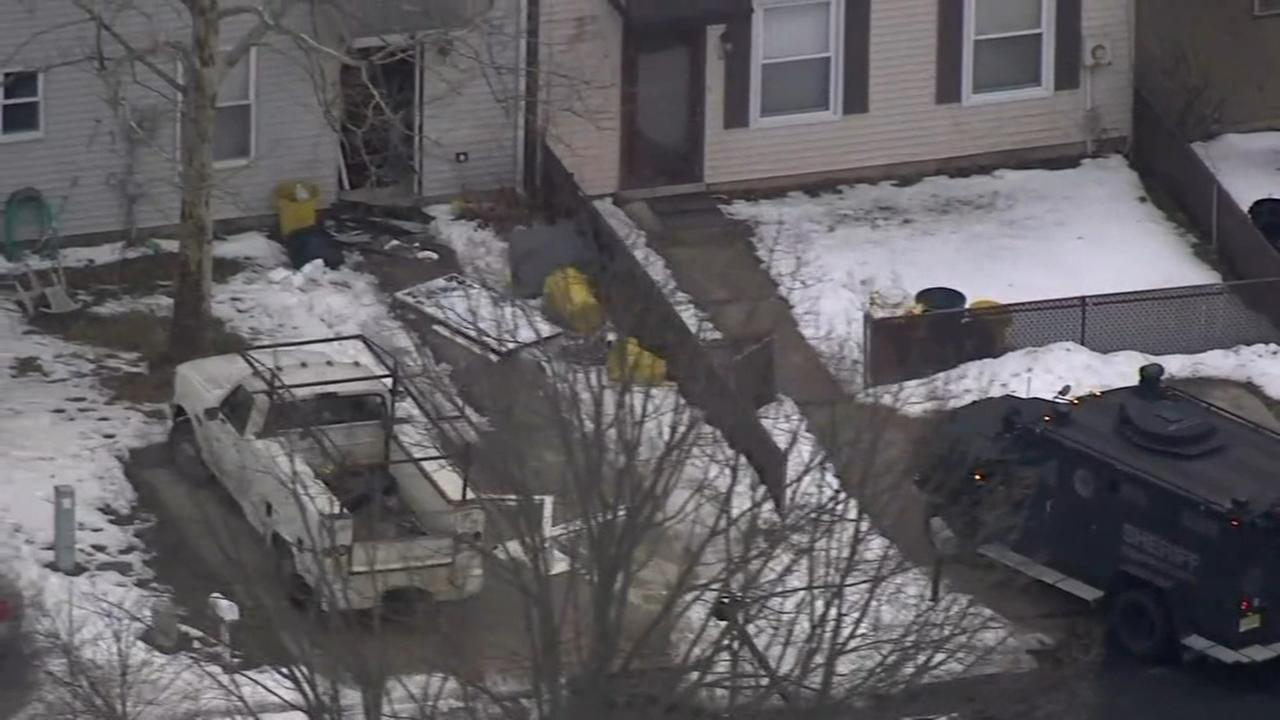 Suspect found dead after Gloucester Township standoff