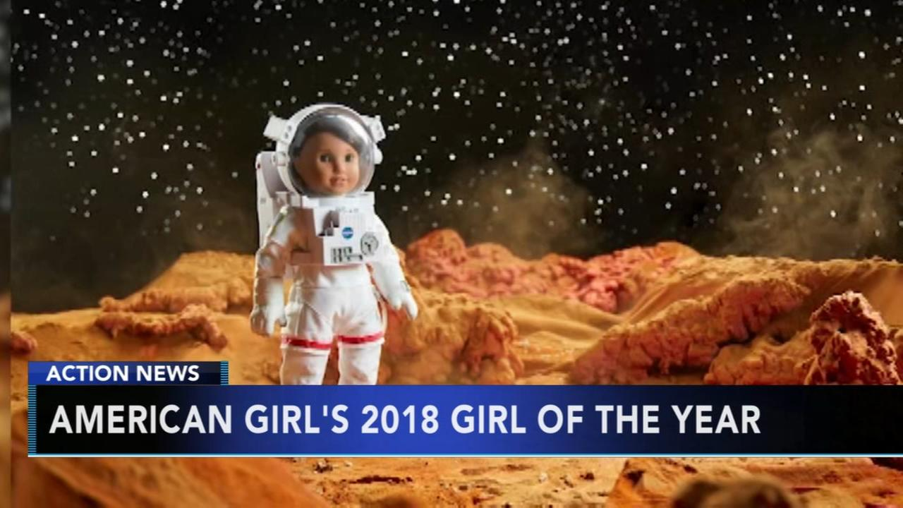 American Girl introduces 2018s girl of the year