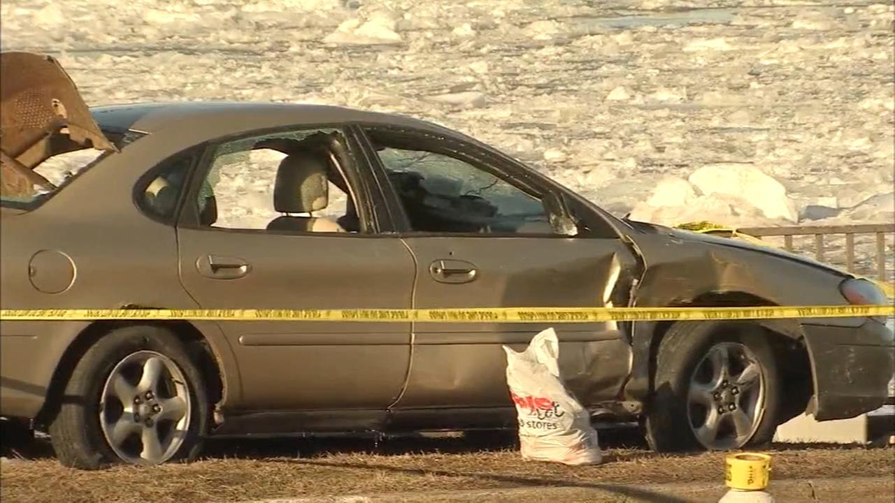 Woman dies after car pulled from river