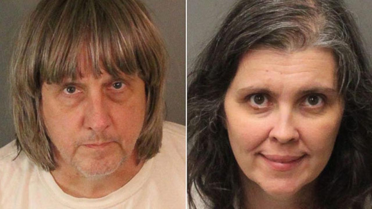 57-year-old David Allen Turpin and 49-year-old Louise Anna Turpin
