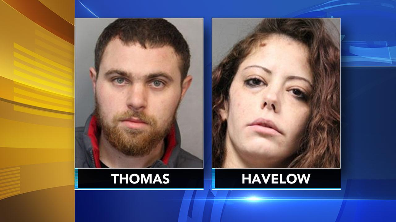 2 arrested in hotel drug bust in Delaware