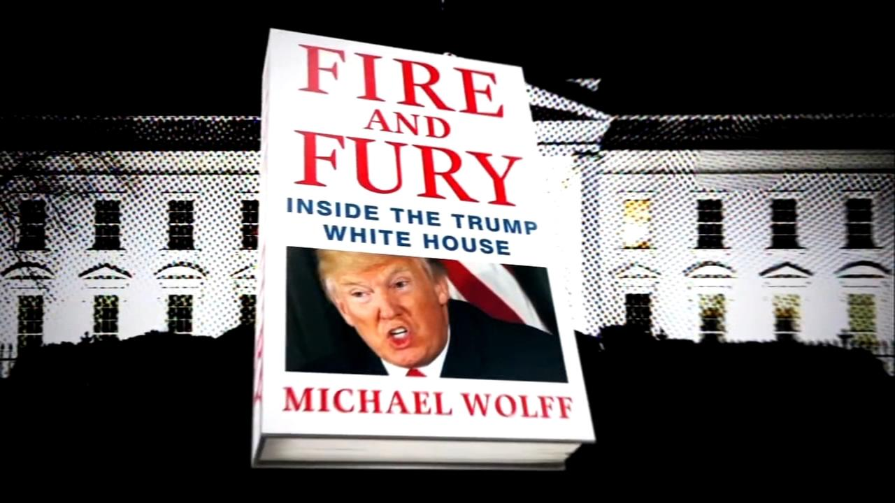 Fire and Fury author speaks in Philadelphia
