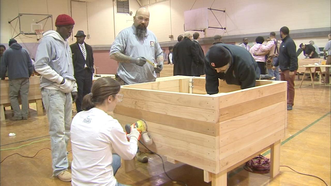 General Building Contractors Association works with students