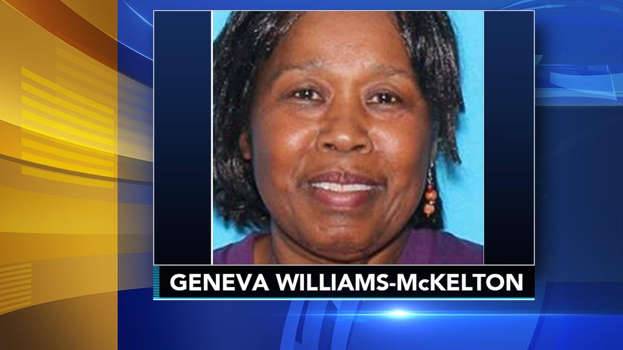 Search for missing woman with Alzheimer's in Philadelphia
