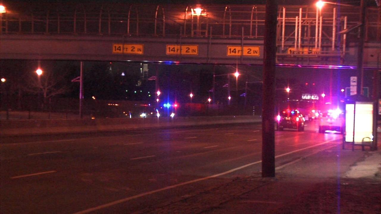 Pedestrian struck on Admiral Wilson Boulevard in Camden