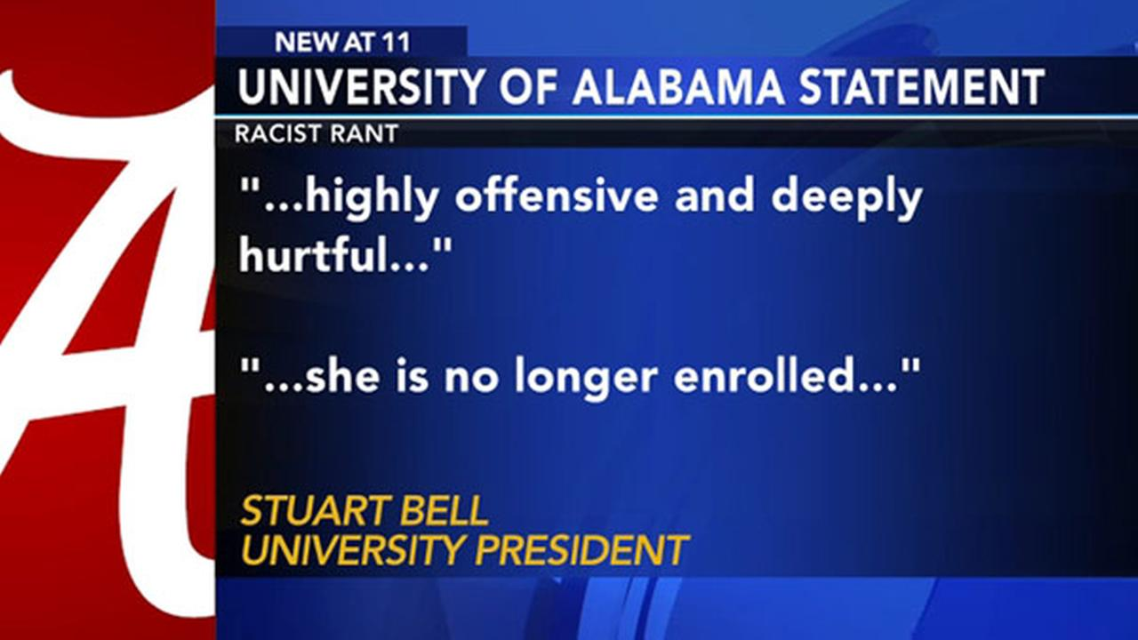 Marlton teen apparently expelled from University of Alabama after Instagram videos