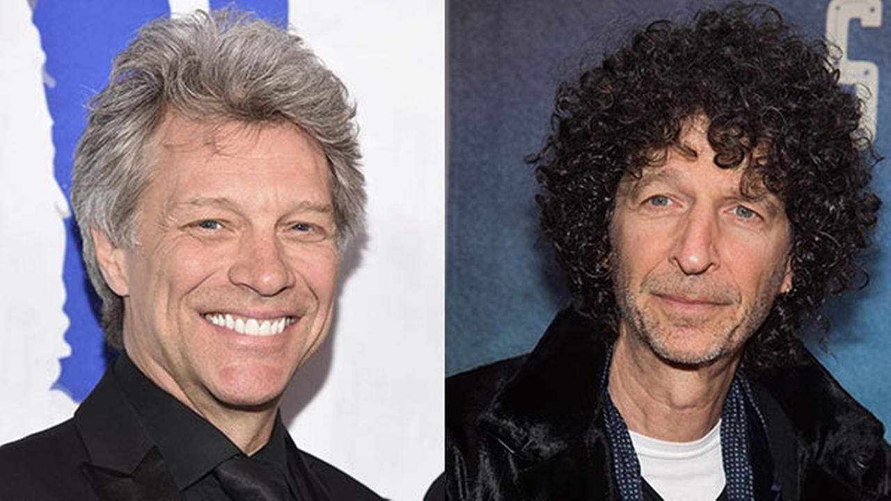 Jon Bon Jovi/ Howard Stern