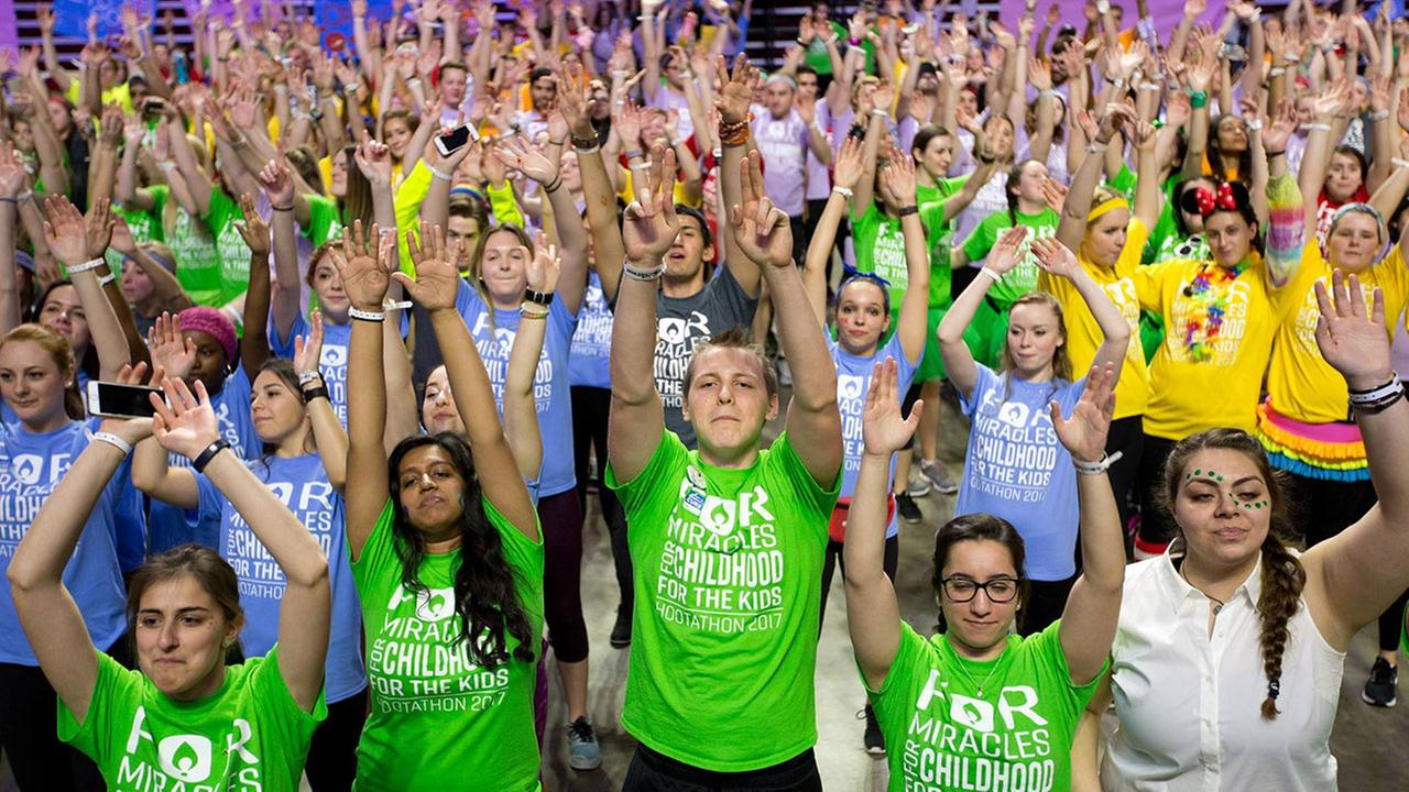 Temple University gearing up for HootaThon, a dance marathon fundraiser for CHOP