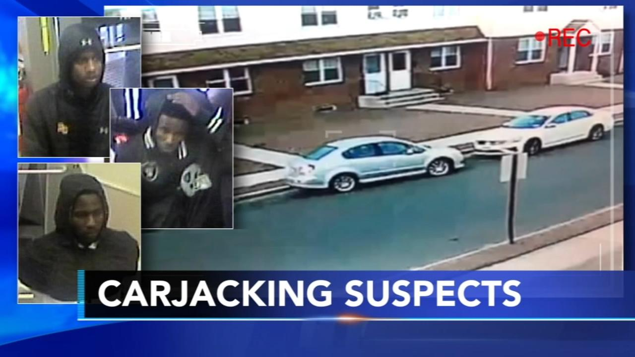 Paulsboro police report rash of car thefts some carjackings