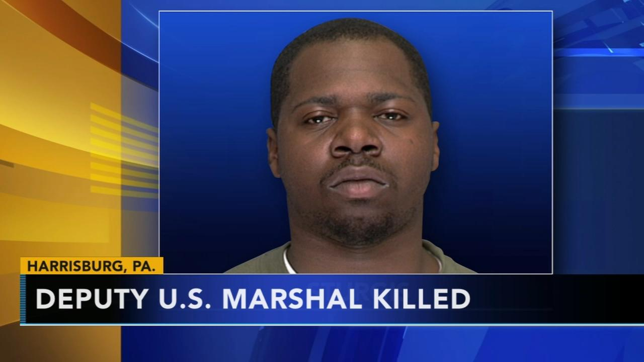 Officials ID marshal shooter as Philadelphia man