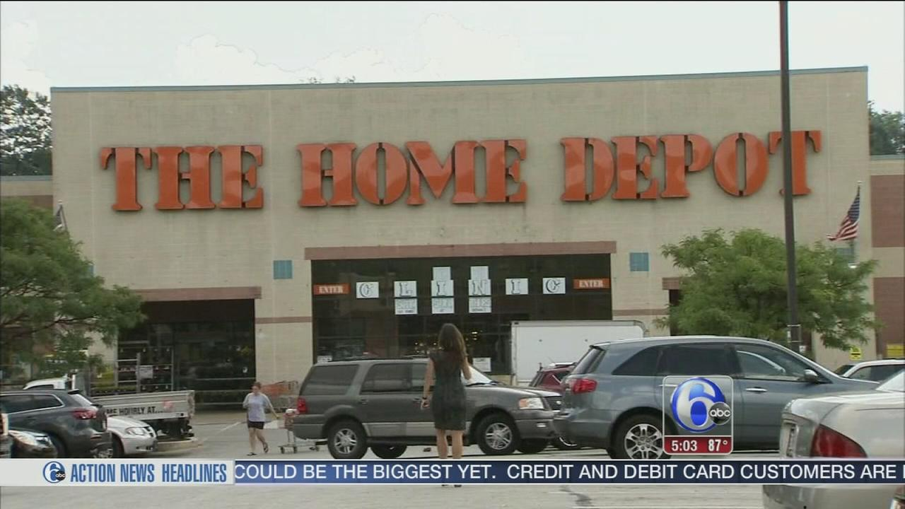 VIDEO: Home Depot security breach