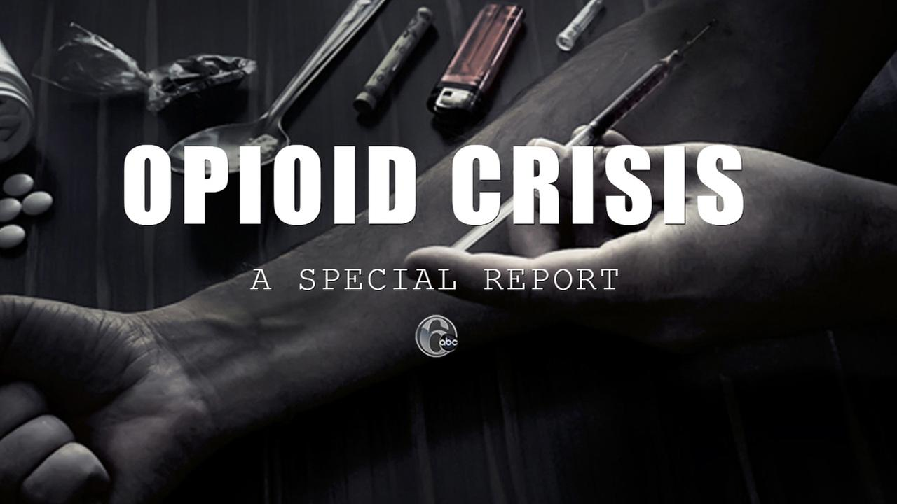 6abc Opioid Crisis: On The Home Front Presented by Recovery Centers of America