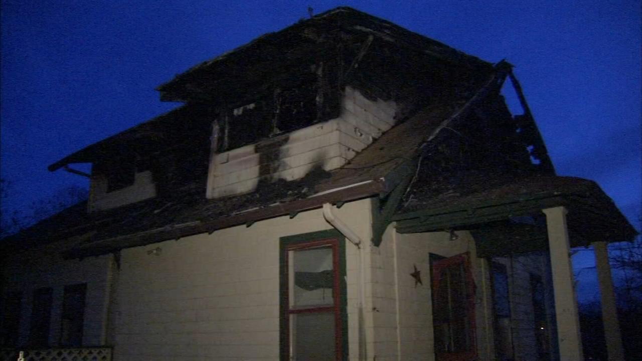 Triple fatal fire in Bridgeton