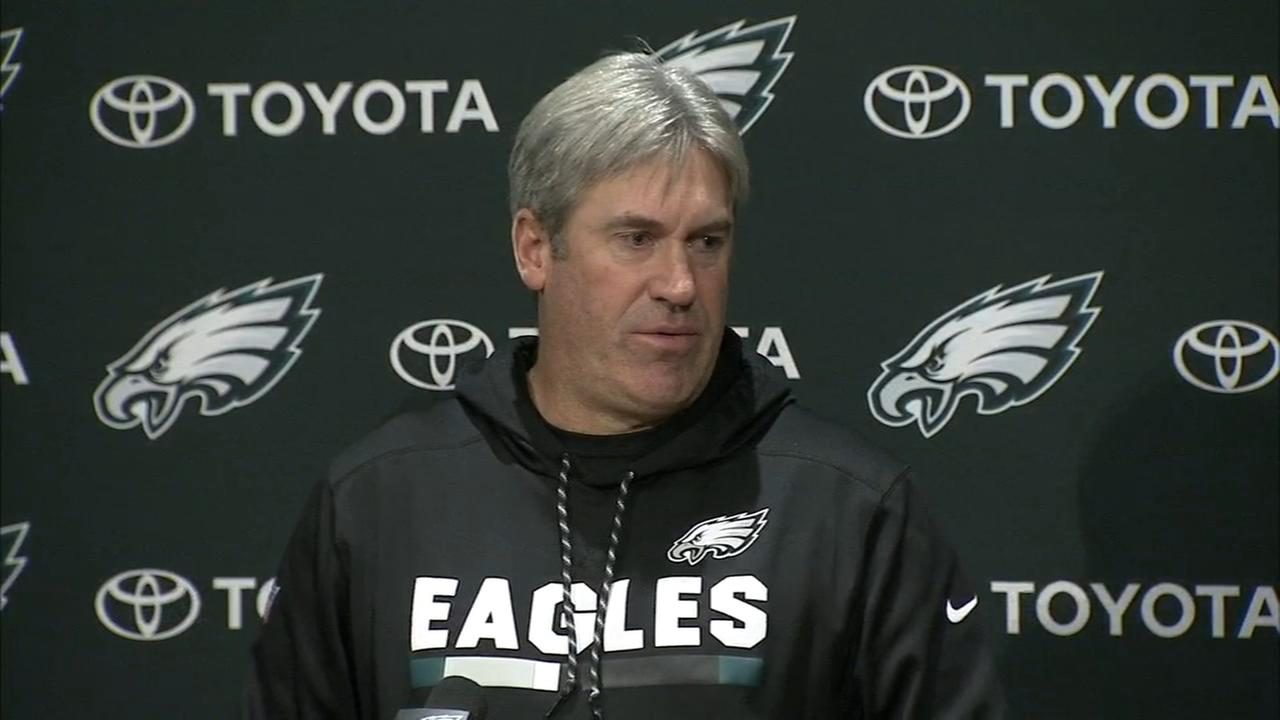 Pederson to Eagles: Focus on today, not Pats mystique