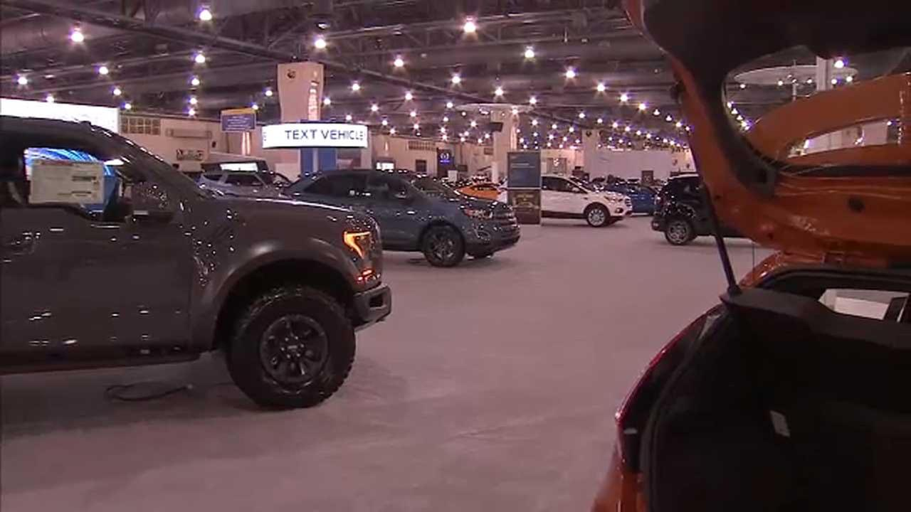 Auto Show Map Abccom - Philadelphia car show 2018