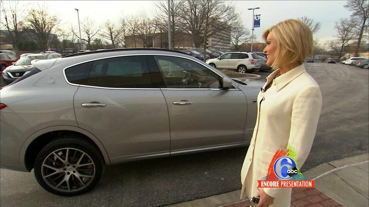 2018 Auto Show: Cars for 6abc Action News Team
