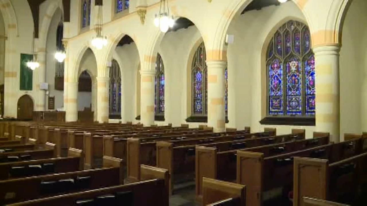 Local churches taking precautions to stop spread of flu virus