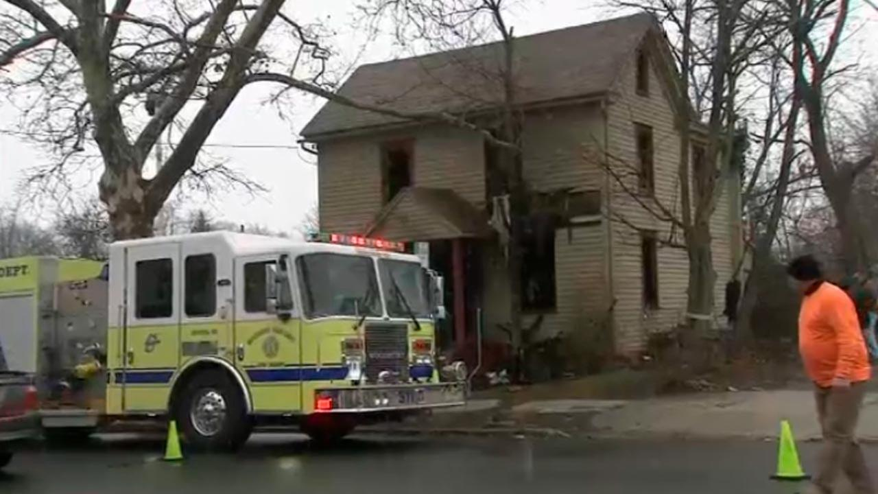 Man dies after fire in Woodbury, N.J.