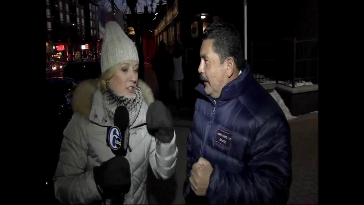 Sarah Bloomquist on Jimmy Kimmel