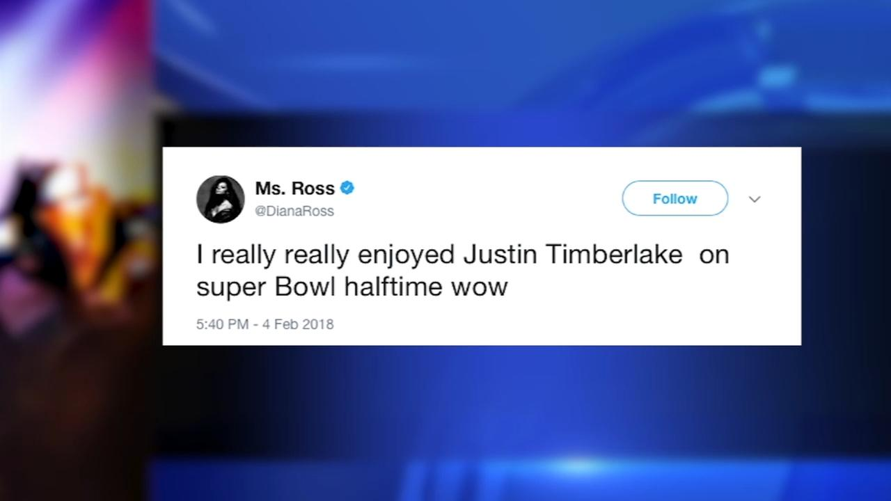 Entertainment Now: Justin Timberlakes Halftime show
