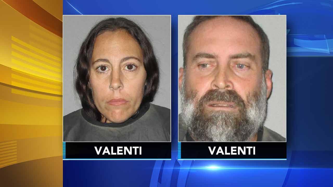 Kristal and Robert Valenti
