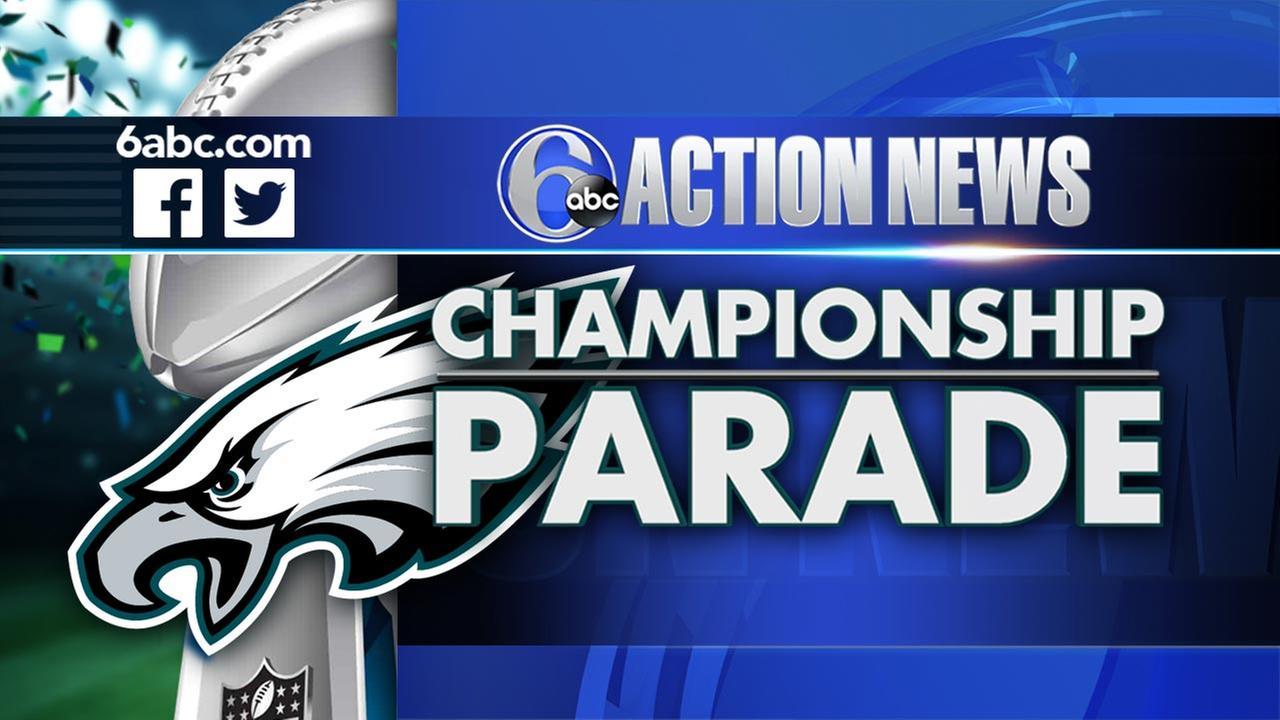 Phila. hospitals prepare for Eagles parade, too