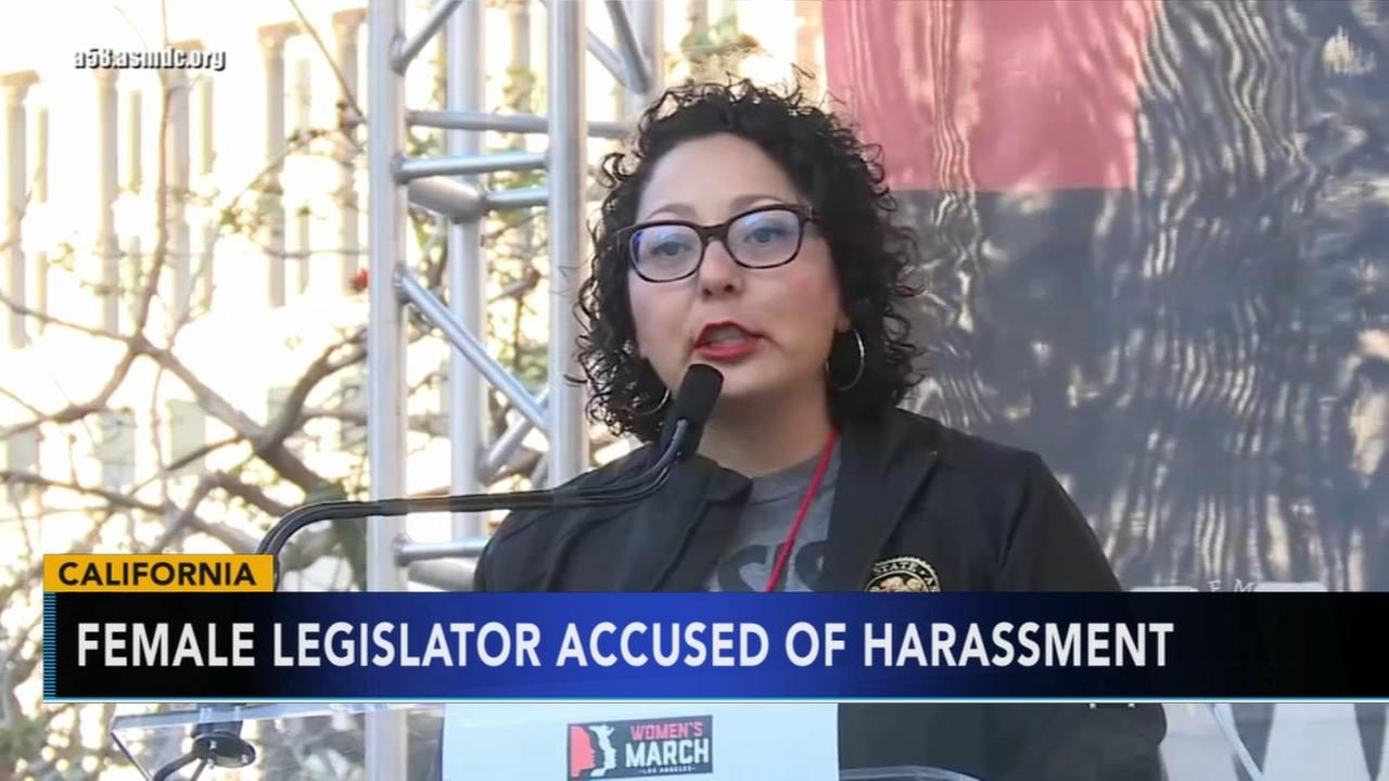 California lawmaker accused of groping staffer to take leave