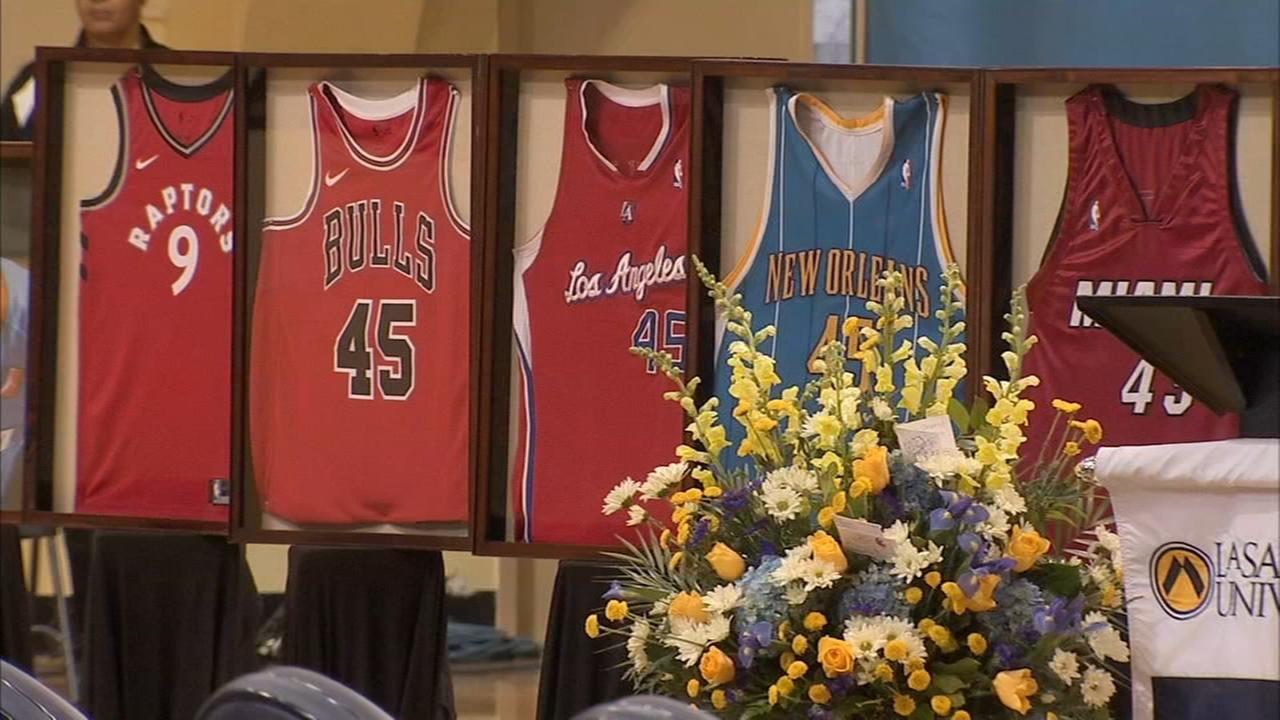 Funeral for Rasual Butler at La Salle University