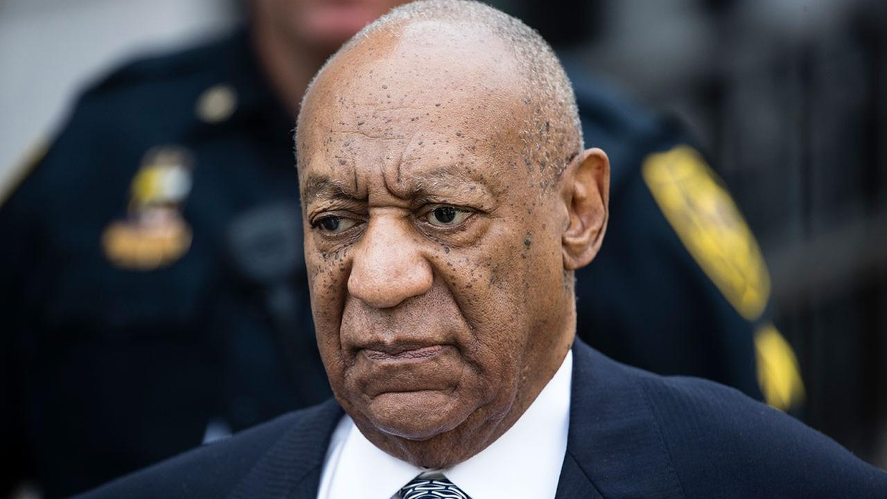 Bill Cosby departs after a pretrial hearing in his sexual assault case at the Montgomery County Courthouse in Norristown, Pa.,Tuesday, Aug. 22, 2017. (AP Photo/Matt Rourke)