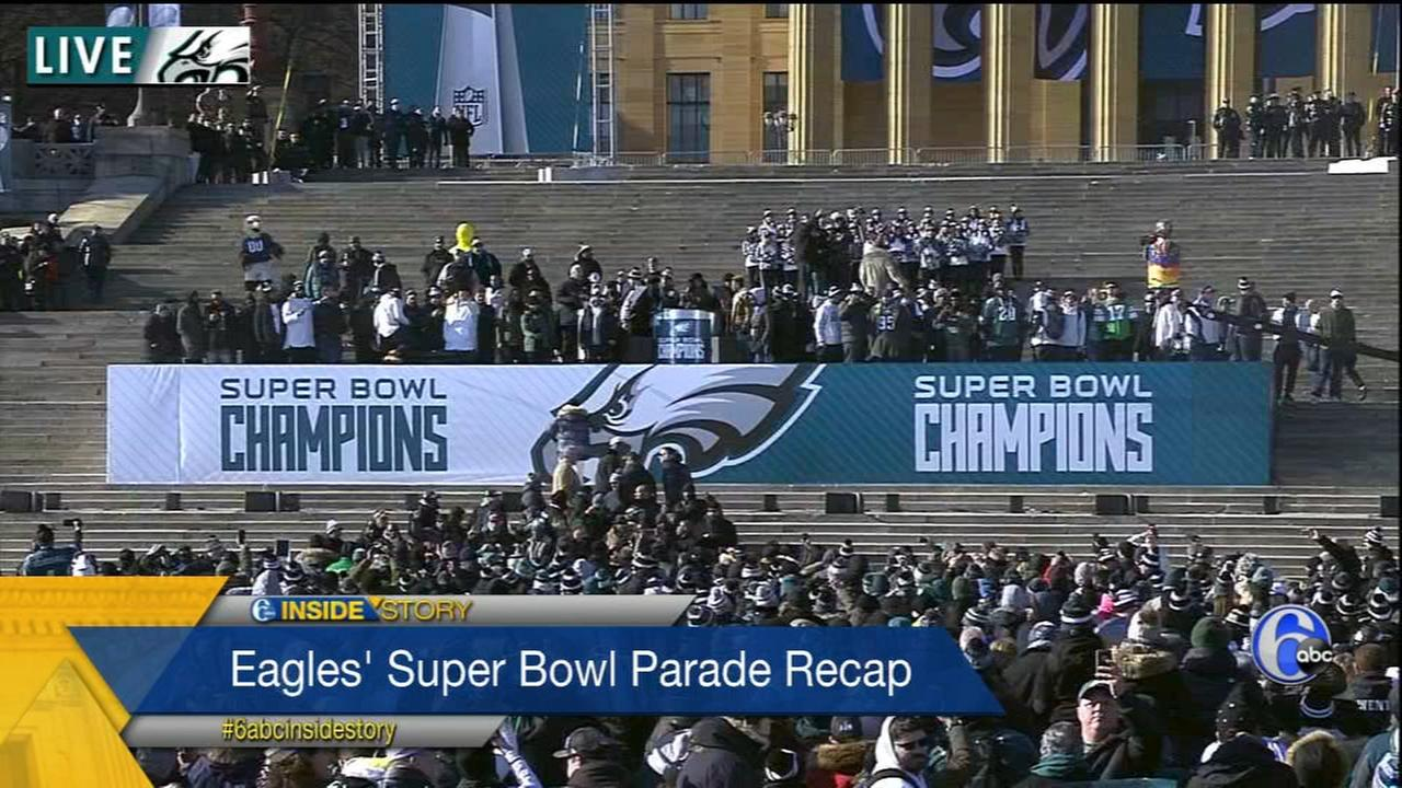 Inside Story Pt. 1: Looking back at the Eagles magical title run