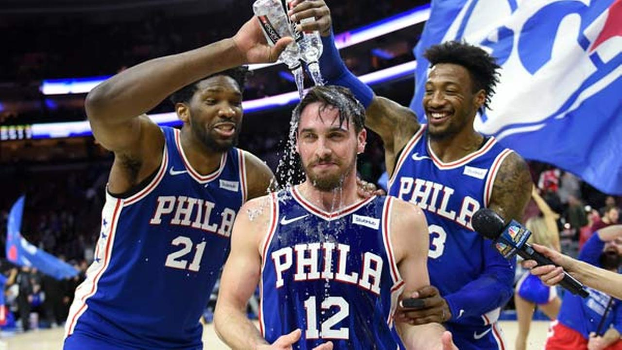 T.J. McConnell first in 76ers history with triple-double off bench