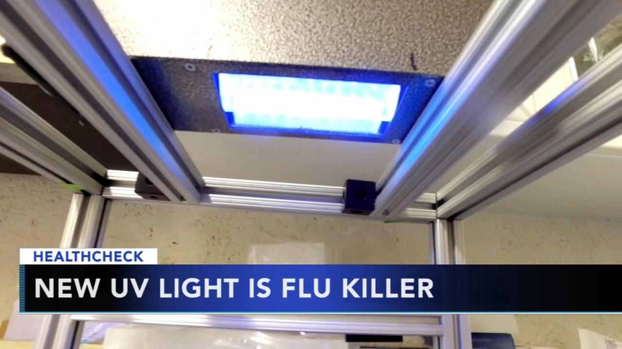 Far-UV light used to fight flu epidemic